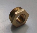 Brass Foundry - Thread Reducing Bushes 1 x 1/2 - 07001980